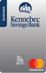 KSB Business Debit Credit Card with chip
