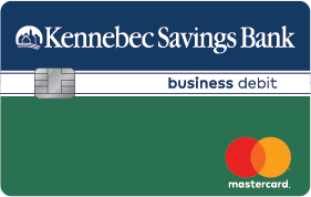 KSB Business Debit Card with chip