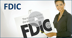 Watch the Online Tour for FDIC
